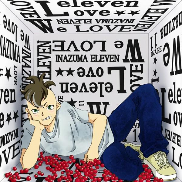 Tags: Anime, Inazuma Eleven, Fudou Akio