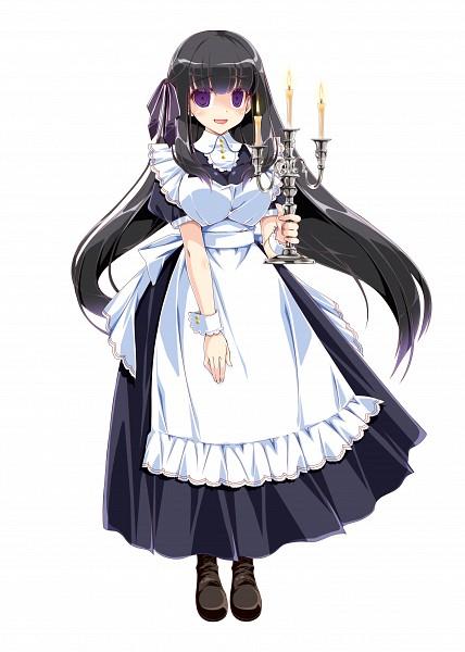 Tags: Anime, Nemurenai CD Series, Fuhen Nanase, Official Art