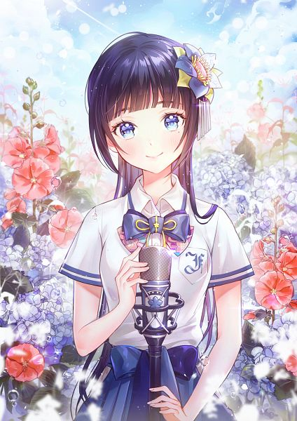 Tags: Anime, gomzi, Aoi ch., Fuji Aoi, Fanart From Pixiv, Pixiv, Fanart