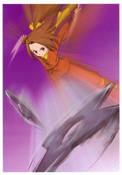 Fujibayashi Suzu - Tales of Phantasia