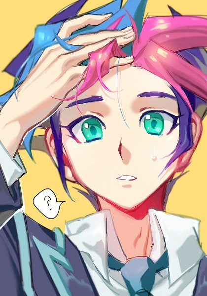 Tags: Anime, Pixiv Id 5509524, Yu-Gi-Oh! VRAINS, Yu-Gi-Oh!, Fujiki Yuusaku, PNG Conversion, Pixiv, Mobile Wallpaper, Fanart, Fanart From Pixiv