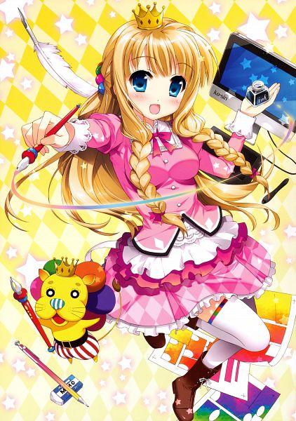 Tags: Anime, Fujima Takuya, ViVidgirls, Scan