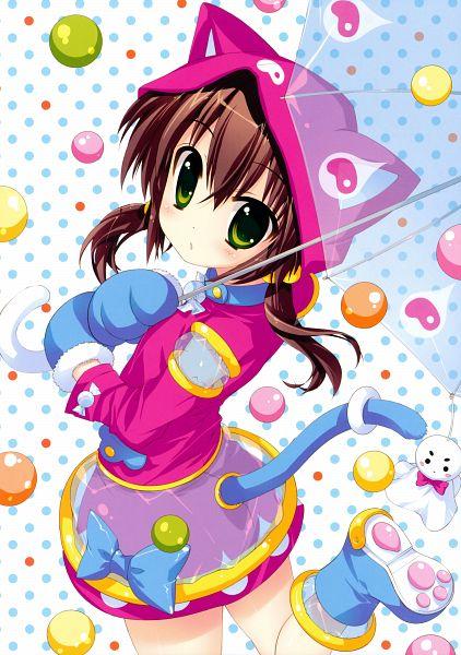 Tags: Anime, Fujima Takuya, ViVidgirls, Original, Scan