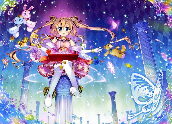 Tags: Anime, Fujima Takuya, Vividgarden, Scan
