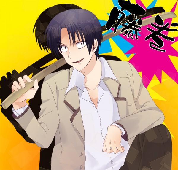 Tags: Anime, Mirakururu, Angel Beats!, Fujimaki