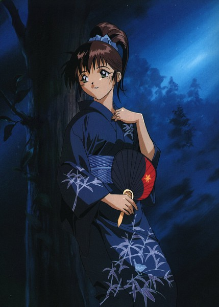 Fujimiya Momiji - BLUE SEED