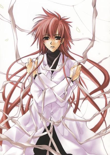 Tags: Anime, Tsutae Yuzu, Suki na Mono wa Suki Dakara Shouganai!!, Fujimori Sunao, Scan, Official Art