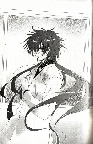 Tags: Anime, Tsutae Yuzu, Suki na Mono wa Suki Dakara Shouganai!!, Fujimori Sunao, Scan, Novel Illustration, Official Art