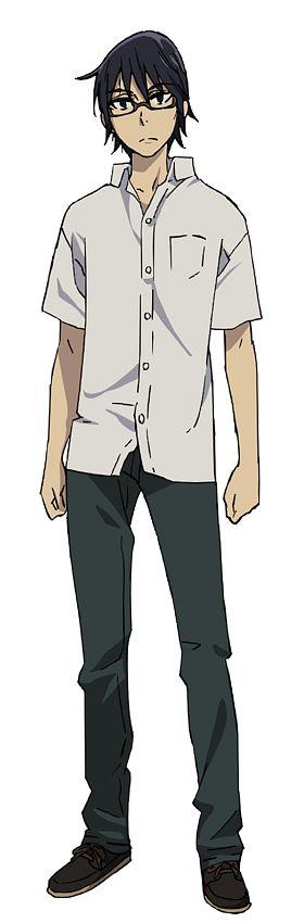 Fujinuma Satoru - Boku dake ga Inai Machi