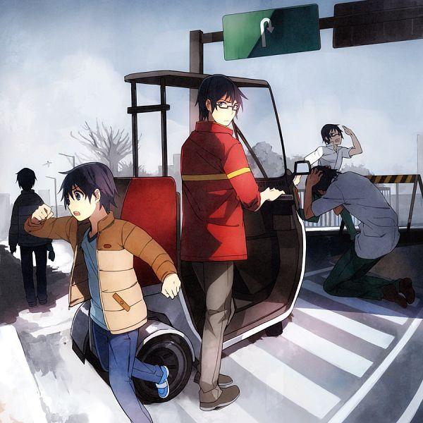 Tags: Anime, Takeru (Pixiv1766672), Boku dake ga Inai Machi, Fujinuma Satoru