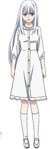 Fujisaki Mako - Gokukoku no Brynhildr
