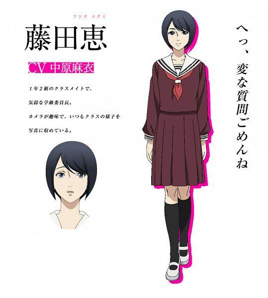 Fujita Megumi - Sakamoto desu ga?