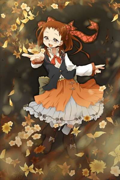 Tags: Anime, Kagiana, Ojamajo DoReMi, Fujiwara Hazuki, Fanart