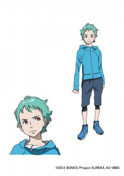 Fukai Ao - Eureka Seven Ao