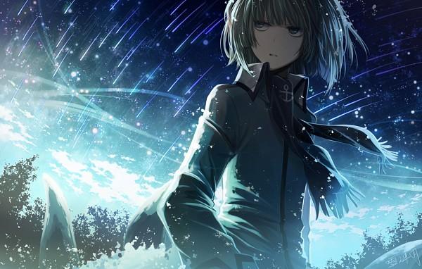 Tags: Anime, Xue Lian Yue, Oounabara to Wadanohara, Fukami, Pixiv, Wallpaper