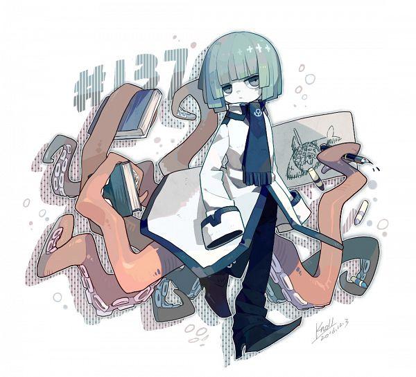 Tags: Anime, Pixiv Id 4424625, Oounabara to Wadanohara, Fukami, Fanart From Pixiv, Pixiv, Fanart