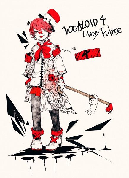 Fukase (VOCALOID) - VOCALOID