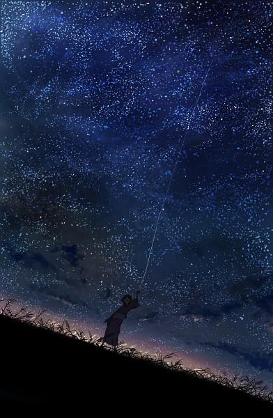 Tags: Anime, Yatsude, Mushishi, Fuki (Mushishi), Mobile Wallpaper, Replacement Request
