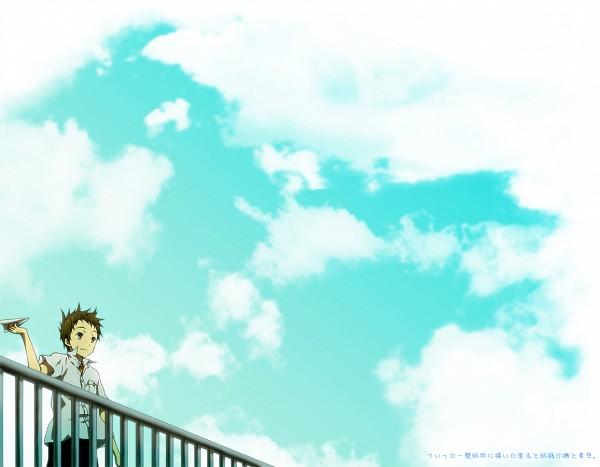 Tags: Anime, Rito, Hyouka, Fukube Satoshi, Pixiv