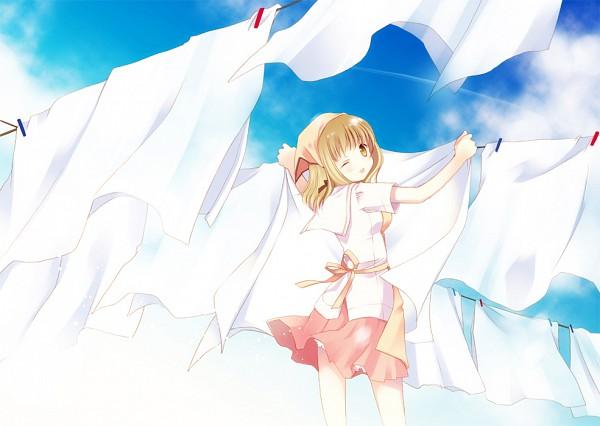 Tags: Anime, Saki - The Player, Fukuji Mihoko, Laundry