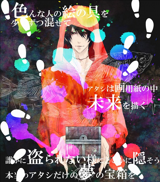 Tags: Anime, Fukuwa, Pixiv, Fanart, Nico Nico Douga, Nico Nico Singer