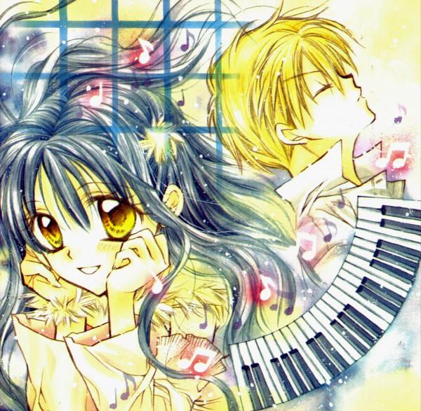 Tags: Anime, Tanemura Arina, Full Moon wo Sagashite, Sakurai Eichi, Koyama Mitsuki, Self Scanned