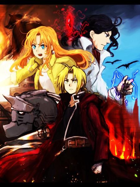Fullmetal Alchemist: The Sacred Star Of Milos - Fullmetal Alchemist Brotherhood