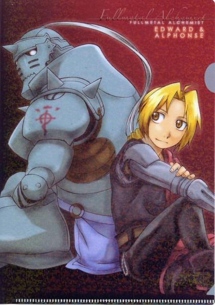 Tags: Anime, Fullmetal Alchemist, Alphonse Elric, Edward Elric
