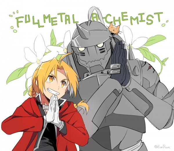 Tags: Anime, Eunram, Fullmetal Alchemist, Alphonse Elric, Edward Elric, Fanart From Pixiv, Fanart, Pixiv, Elric Brothers
