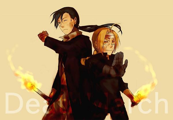 Tags: Anime, Bak, SQUARE ENIX, Fullmetal Alchemist Brotherhood, Fullmetal Alchemist, Ling Yao, Edward Elric, Fanart