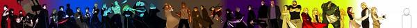 Tags: Anime, Bak, SQUARE ENIX, Fullmetal Alchemist, Fullmetal Alchemist Brotherhood, Jean Havoc, Solf J. Kimblee, Izumi Curtis, Sloth (FMA), Ling Yao, Greed/Greeling, Kain Fuery, Van Hohenheim