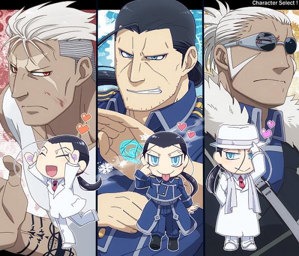 Fullmetal Alchemist Brotherhood Image #1442549 - Zerochan Anime Image Board