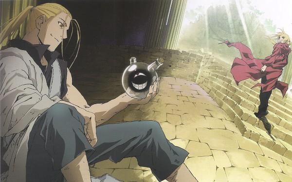 Fullmetal Alchemist Brotherhood - Fullmetal Alchemist