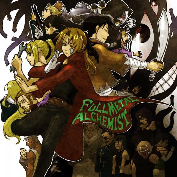 Tags: Anime, Anna Kotori, Fullmetal Alchemist Brotherhood, Fullmetal Alchemist, Van Hohenheim, Jean Havoc, Greed (FMA), Ling Yao, Father (FMA), Alphonse Elric, Izumi Curtis, Lust (FMA), Olivier Mira Armstrong