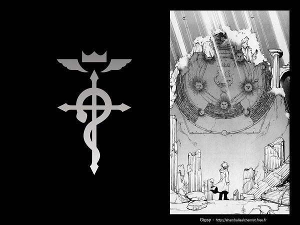 Tags: Anime, Fullmetal Alchemist, Fullmetal Alchemist Brotherhood, Edward Elric, Wallpaper