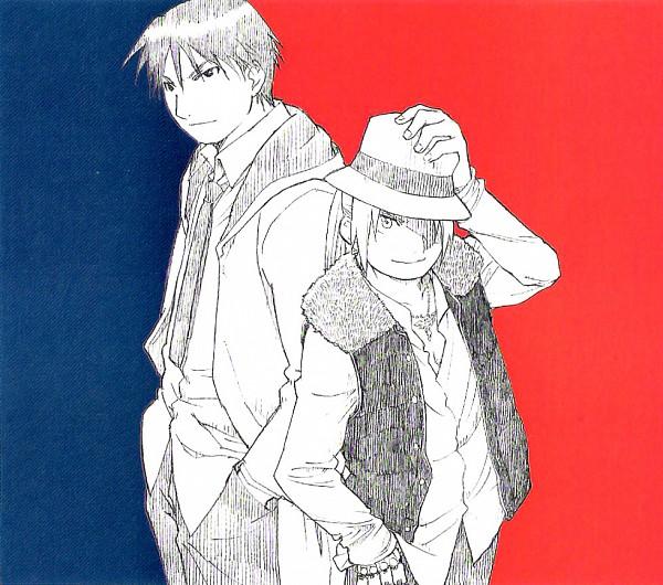 Tags: Anime, Arakawa Hiromu, Fullmetal Alchemist, Fullmetal Alchemist Brotherhood, Edward Elric, Roy Mustang