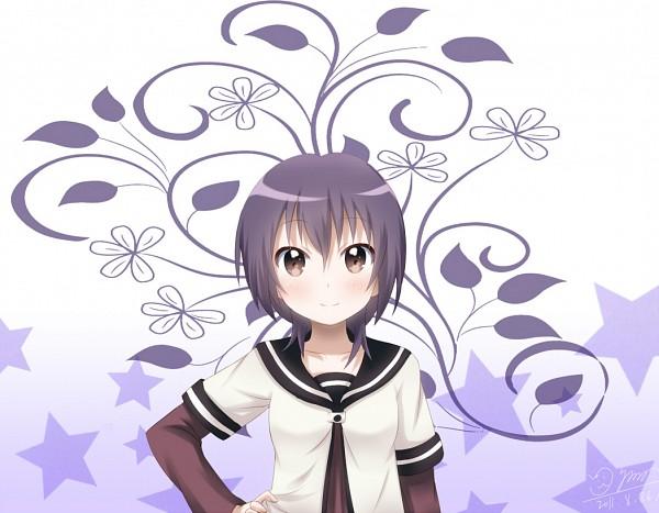 Tags: Anime, Pixiv Id 930373, Yuru Yuri, Funami Yui, Yui Funami