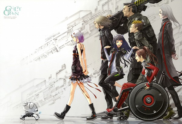Funeral Parlor - GUILTY CROWN