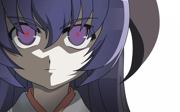 Tags: Anime, 07th Expansion, Higurashi no Naku Koro ni Kai, Higurashi no Naku Koro ni, Furude Hanyuu, Wallpaper, Artist Request