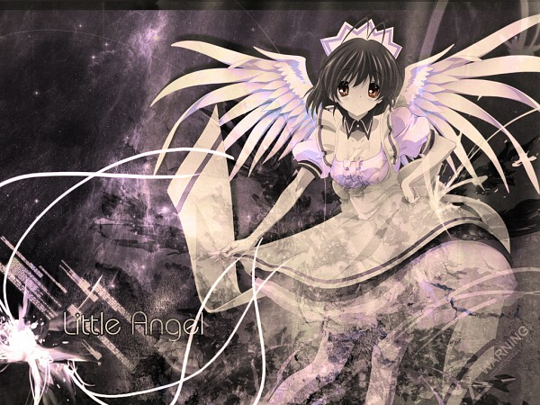 Tags: Anime, CLANNAD, Furukawa Nagisa, Edited, Wallpaper