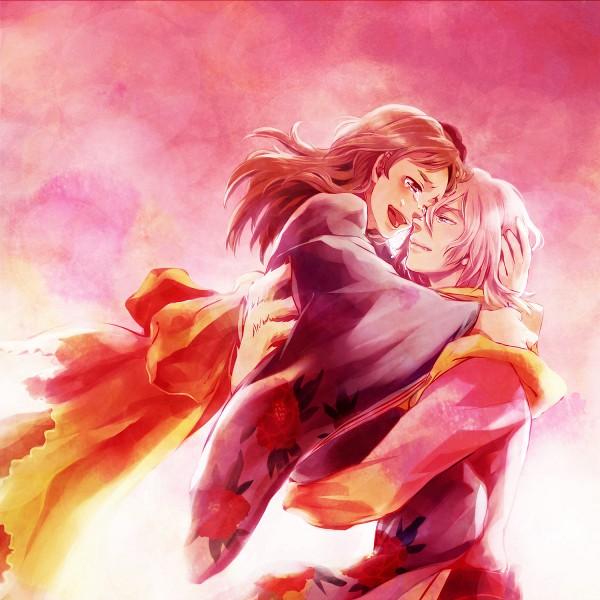Tags: Anime, Catmaylookatking, Fuse: Teppou Musume no Torimonocho, Hamaji (Fuse), Shino (Fuse)