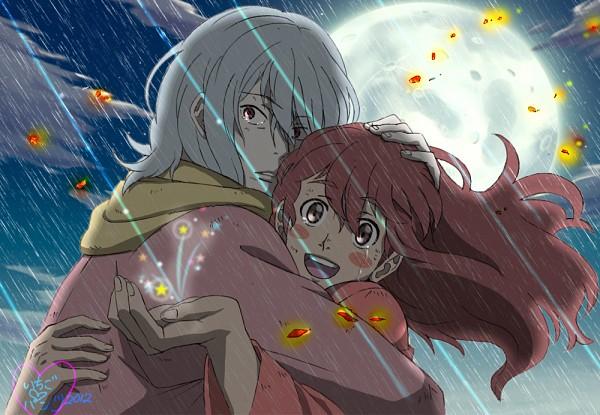 Tags: Anime, Pixiv Id 510178, Fuse: Teppou Musume no Torimonocho, Hamaji (Fuse), Shino (Fuse)