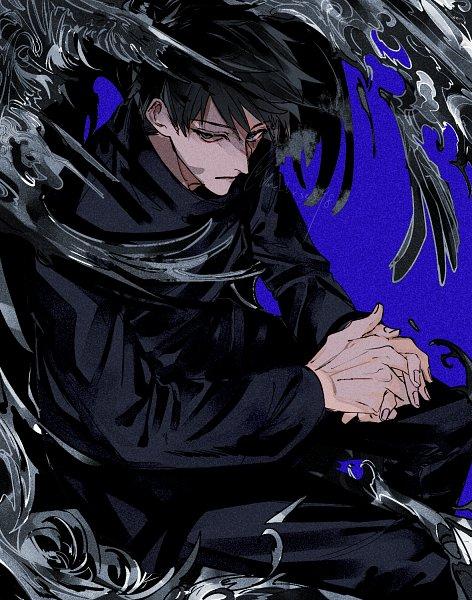 Tags: Anime, Pixiv Id 6742672, Jujutsu Kaisen, Fushigura Megumi, Fanart From Pixiv, Pixiv, Fanart, Megumi Fushigura