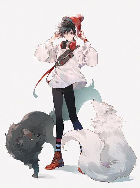 Tags: Anime, eyokiki, Jujutsu Kaisen, Fushiguro Megumi, Lofter