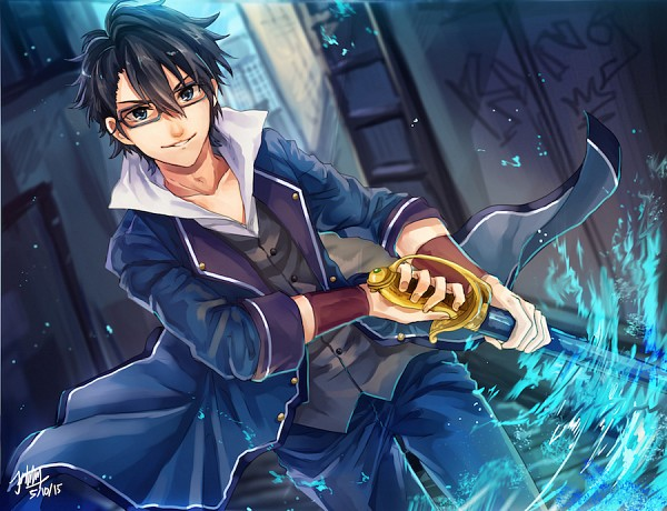 Tags: Anime, Pixiv Id 8620868, K Project, Fushimi Saruhiko, Pixiv, Fanart, Fanart From Pixiv