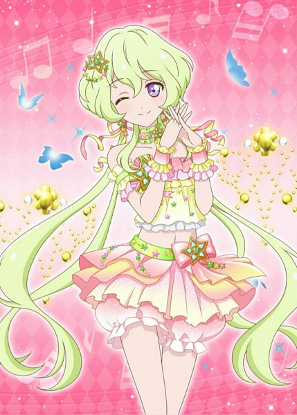 Tags: Anime, Aikatsu Stars!, Futaba Aria