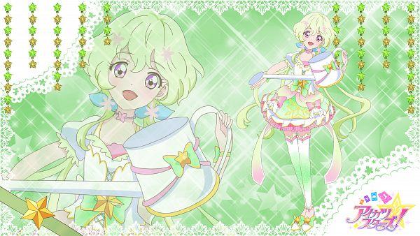 Tags: Anime, Aikatsu Stars!, Futaba Aria, Aria Futaba