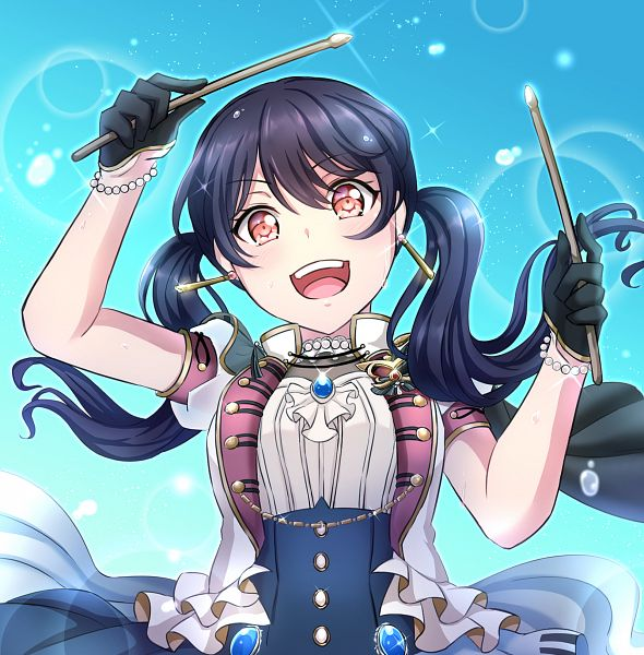 Tags: Anime, Pixiv Id 31911633, BanG Dream! Girls Band Party!, Futaba Tsukushi, Pixiv, Fanart, Fanart From Pixiv