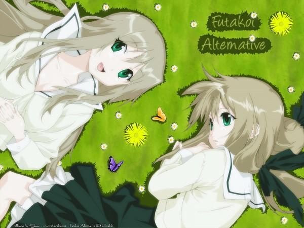 Tags: Anime, Futakoi Alternative, Futakoi, Wallpaper