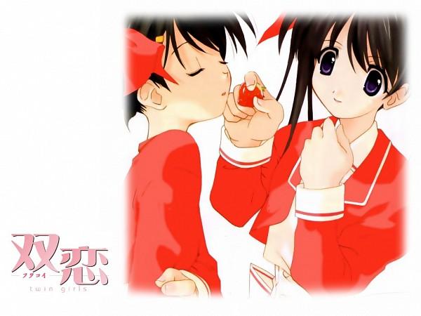 Tags: Anime, Futakoi Alternative, Futakoi, Hinagiku Ruru, Hinagiku Rara, Wallpaper